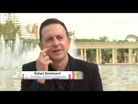Reportaje: Rafael Doménech