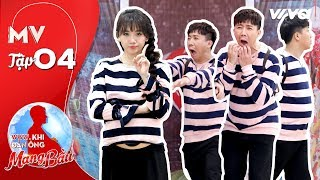 Trấn Thành - Hari Won quay clip kỉ niệm mang bầu | Mang Bầu Vẫn Xinh | Khi Đàn Ông Mang Bầu Tập 4