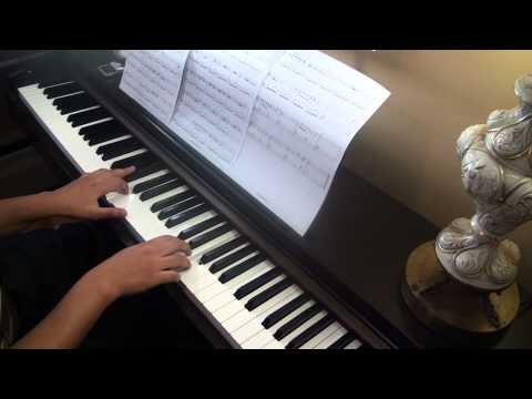 Trey Songz - Already Taken (Piano Cover) by aldy32