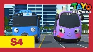 Tayo S4 #12 l Trammy's Secret l Tayo the Little Bus l Season 4 Episode 12