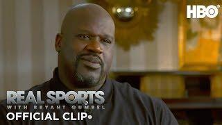 Shaq's $70k Walmart Run | Real Sports w/ Bryant Gumbel | HBO