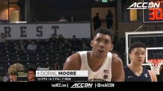 Liberty vs Wake Forest College Basketball Condensed Game 2017