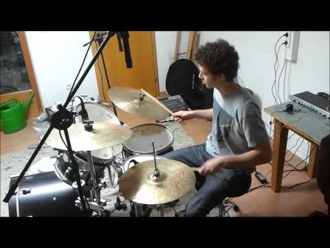 Stone Sour - Anna (Drum Cover)