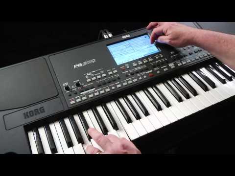 Manual KORG Pa600 02   Sonidos