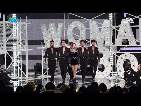 [예능연구소 직캠] 보아 Woman @쇼!음악중심_20181027 Woman BoA in 4K
