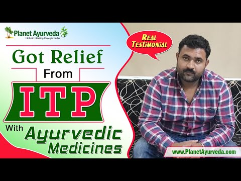 Patient Got Relief From ITP With Ayurvedic Medicines and Natural Diet