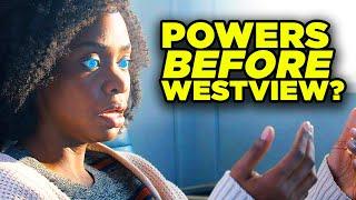 WandaVision Monica Photon Explained! Powers BEFORE Westview?