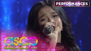 "Idol PH Grand Winner Zephanie belts out ""Isa Pang Araw"" 