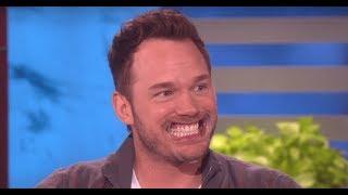 Chris Pratt Funny Moments 2018