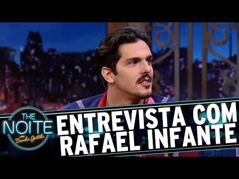Entrevista com Rafael Infante   The Noite