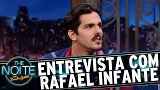 Entrevista com Rafael Infante | The Noite