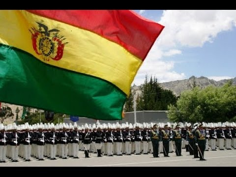 Himno Nacional de Bolivia (Cantado)  National Anthem of Bolivia (Sung)