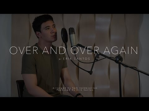 Over And Over Again - Nathan Sykes (cover) by Erik Santos