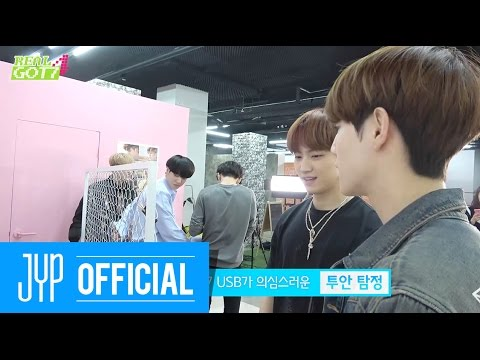 [REAL GOT7 Season 4] EP05. Shall we solve a mystery? Let's try it