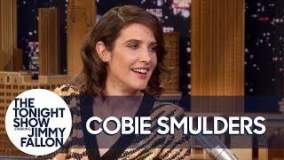 Cobie Smulders Avoids Jimmy's Spoiler Traps While Talking Avengers and Spider-Man