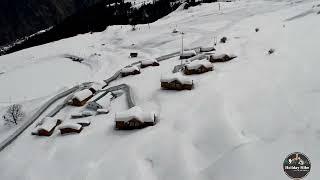 Auli... a ski destination of India