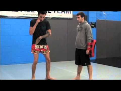 Coach Anthony - Front Elbow
