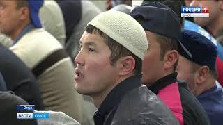 Мусульмане всего мира отмечают один из главных праздников в году