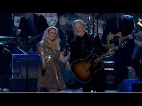 Kris Kristofferson and Miranda Lambert