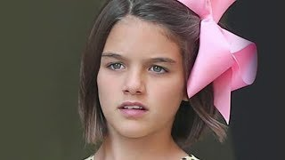 Why We Haven't Seen Suri Cruise In A While