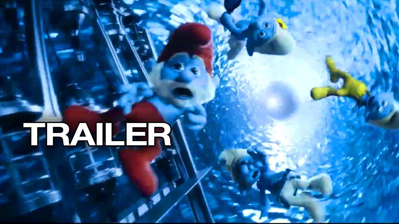 The Smurfs 2 TRAILER 1 (2013) - Katy Perry, Neil Patrick ...