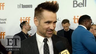 Colin Farrell Shares His Love For Toronto