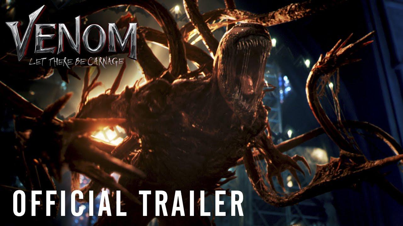 Trailer de Venom: Let There Be Carnage
