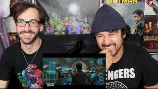 Honest Trailers Marathon - MARVEL PHASE 1 REACTIONS & REVIEWS!!!