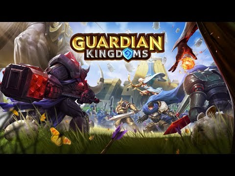 Kabam Spin-Off Studio Phoenix One Launches Guardian Kingdoms to Challenge Supercell
