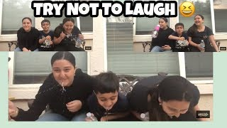 Try Not To Laugh Challenge || Arezo Ahmadi || Fun & more w/ A !
