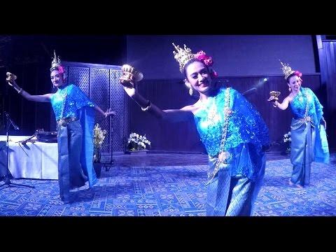 Thai Traditional Dance - Kritdapinihan
