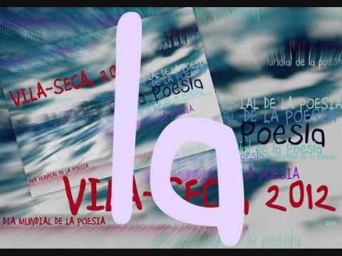 DIA MUNDIAL DE LA POESIA 2012 a Vila-seca