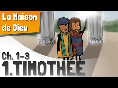 1 Timothée ch1-3