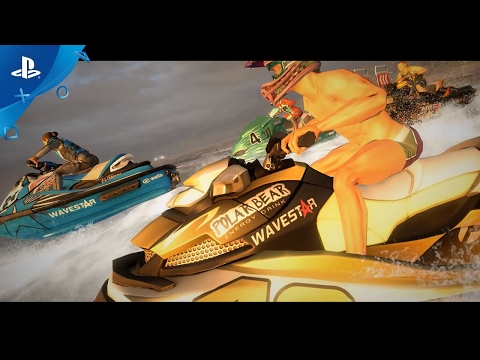 Aqua Moto Racing Utopia™ Video Screenshot 2