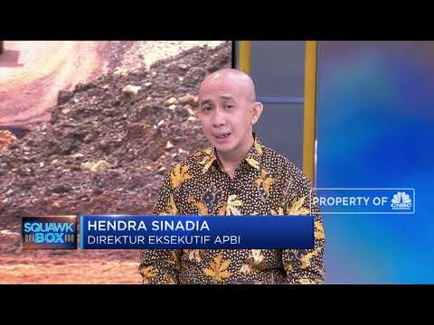 Direktur Eksekutif APBI, Hendra Sinadia di CNBC TV, Dialog: Demand Stagnant, Industri Batu Bara Dibayangi Over Supply