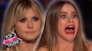 TOP 10 BEST Auditions On America's Got Talent 2020!
