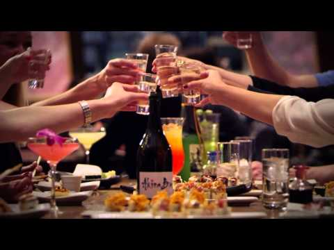 Behind the Scenes - Kumi Japanese Resturant + Bar