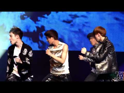 120616 EXO-K KAI MAMA (SJ Kiss the Radio)