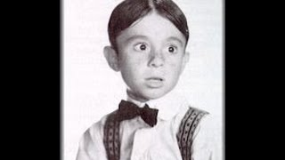 "Little Rascals Carl ""Alfalfa"" Switzer:  Mini Documentary"