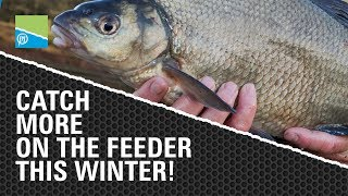 Video thumbnail for Catch More on the Feeder This Winter! Preston Innovations Match Fishing Videos