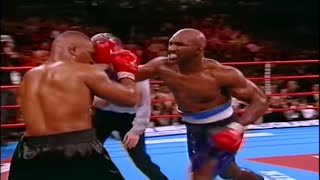 """""""Iron"""" Mike Tyson vs. Evander """"The Real Deal"""" Holyfield - 1996 (highlights)"""