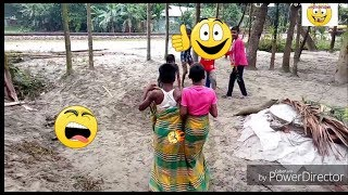 Top Funny Comedy Videos 2018 Village Comedy Videos Try not to Lough Local Pagla Pulapan