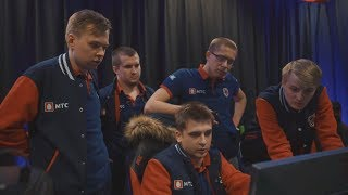 Gambit Dota 2 @ The Bucharest Minor: The Final Stage