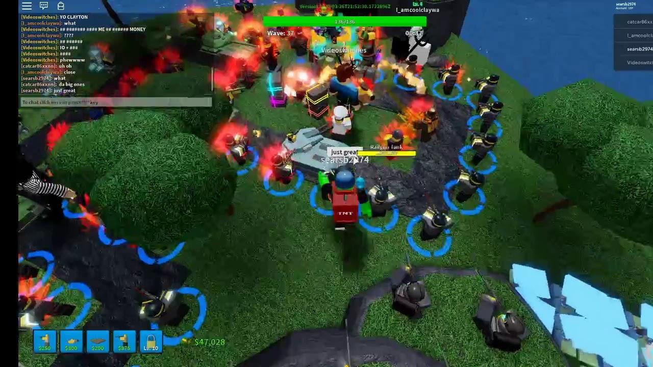 Tower Defense Simulator Creator