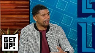 Jalen Rose: I think Ben Simmons shoots with the wrong hand | Get Up! | ESPN