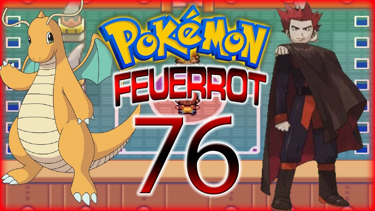 pokemon feuerrot let 39 s play together pokemon feuerrot part 76 youtube. Black Bedroom Furniture Sets. Home Design Ideas