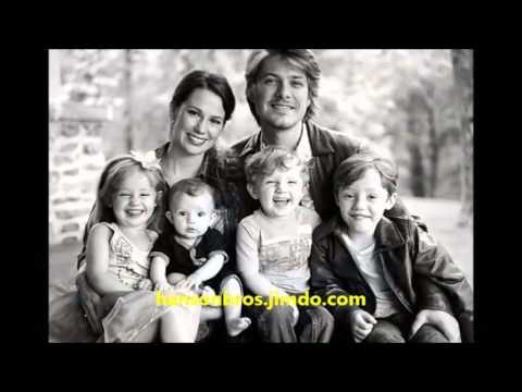 Taylor Hanson family