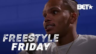Do Drake & Tory Lanez Have Competition In Toronto? Who's The 6 Champ From #FreestyleFridayBET?