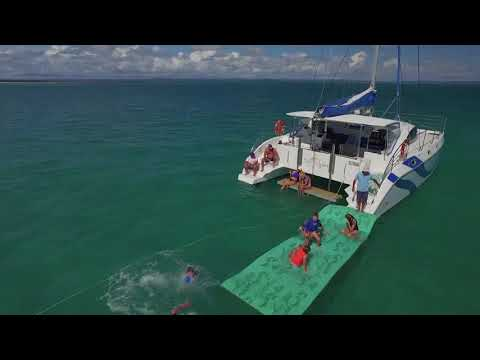 video Fraser Island Eco-Sailing Adventure