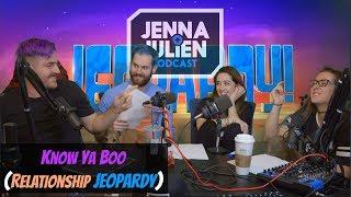 Podcast #182 - Know Ya Boo (Relationship Jeopardy)